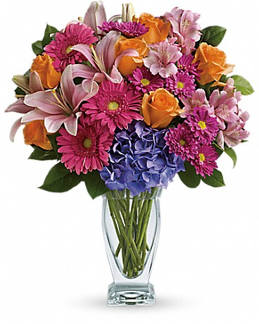Wondrous Wishes Bouquet by Teleflora