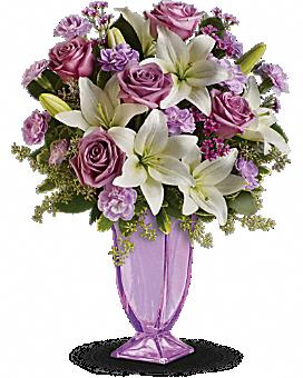 Teleflora's Lavender Love Bouquet Bouquet