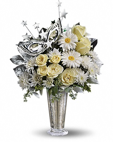Teleflora's Toast of the Town Bouquet