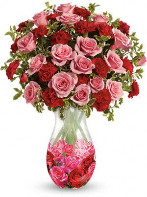 I'm Yours Valentines Bouquet