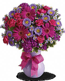 Teleflora's Joyful Jubilee Bouquet