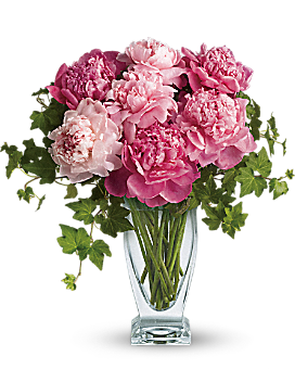 Teleflora's Perfect Peonies Bouquet