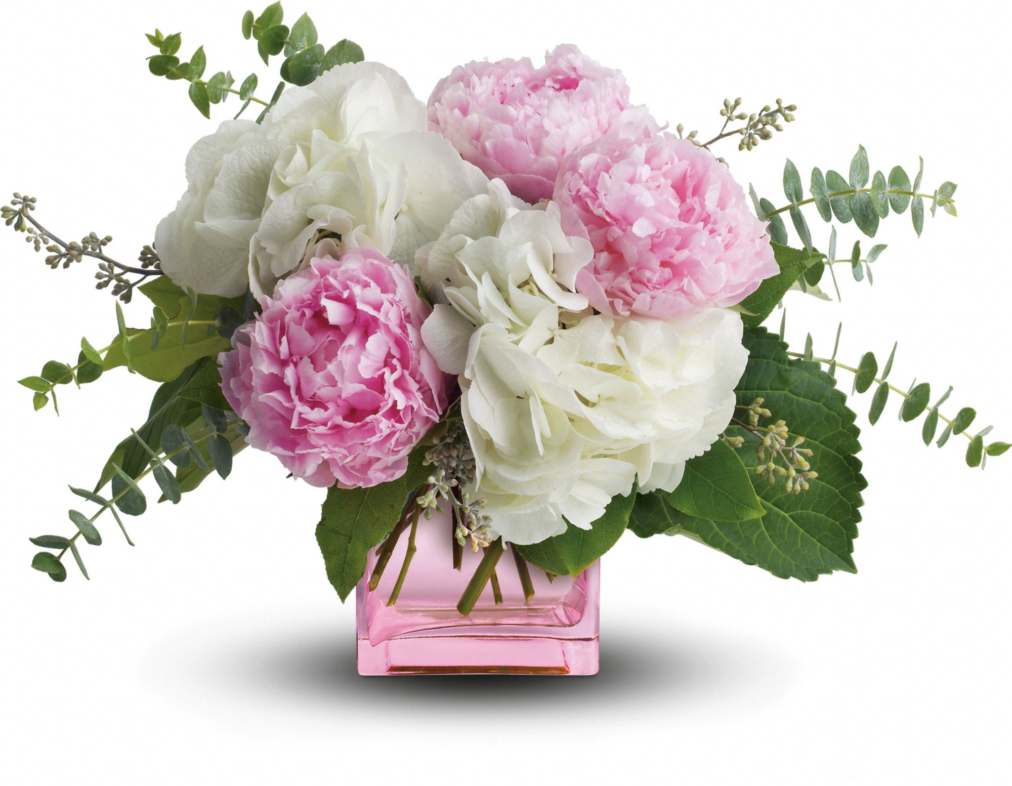 Pretty in Peony Bouquet