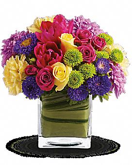 Teleflora's One Fine Day Bouquet