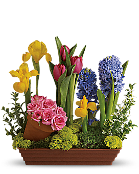 Spring Favorites Flower Arrangement