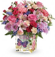 Enchanted Garden Mother's Day Bouquet