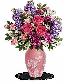 Teleflora's Love And Joy Bouquet Bouquet