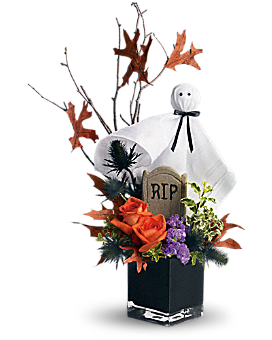 Teleflora's Ghostly Gardens Bouquet