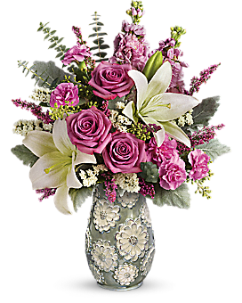Teleflora's Blooming Spring Bouquet Bouquet