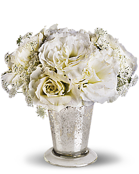 Teleflora's Angel Centerpiece Bouquet