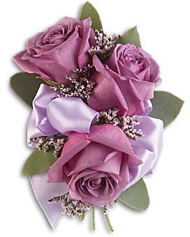 Soft Lavender Corsage Corsage