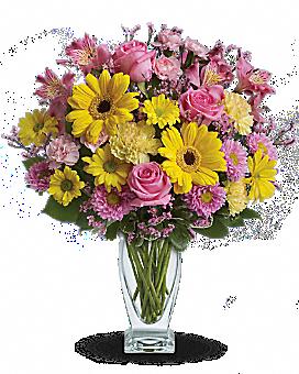 Teleflora's Dazzling Day Bouquet Bouquet