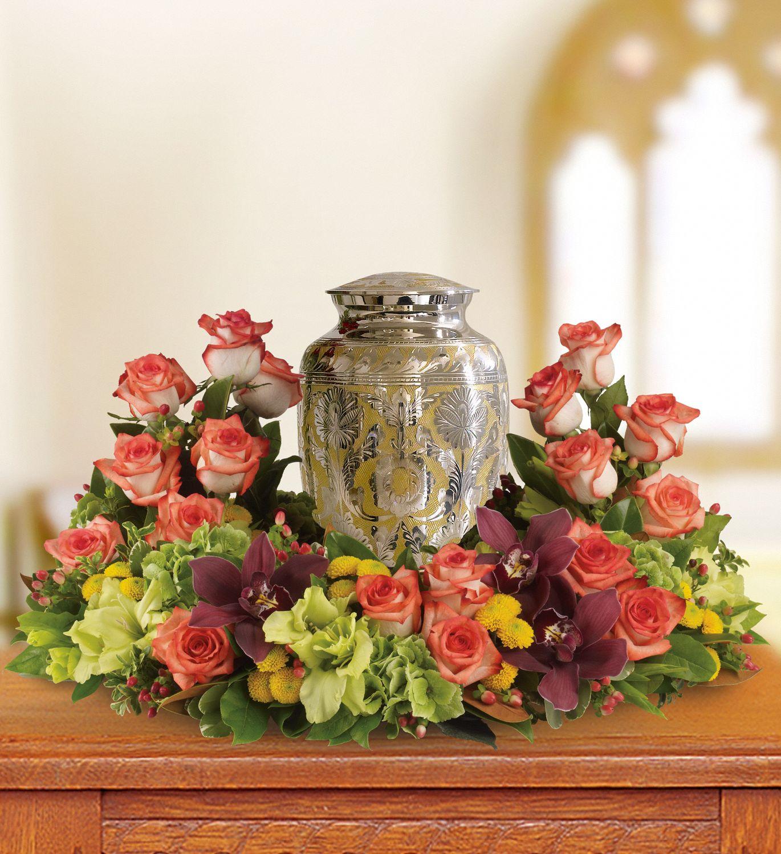 Send Sympathy Flowers Funeral Flower Arrangements Teleflora