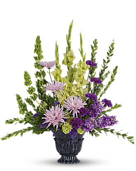 Teleflora's Cherished Memories Flower Arrangement