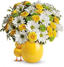 My Little Chickadee Bouquet