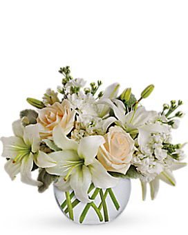 Isle of White Bouquet