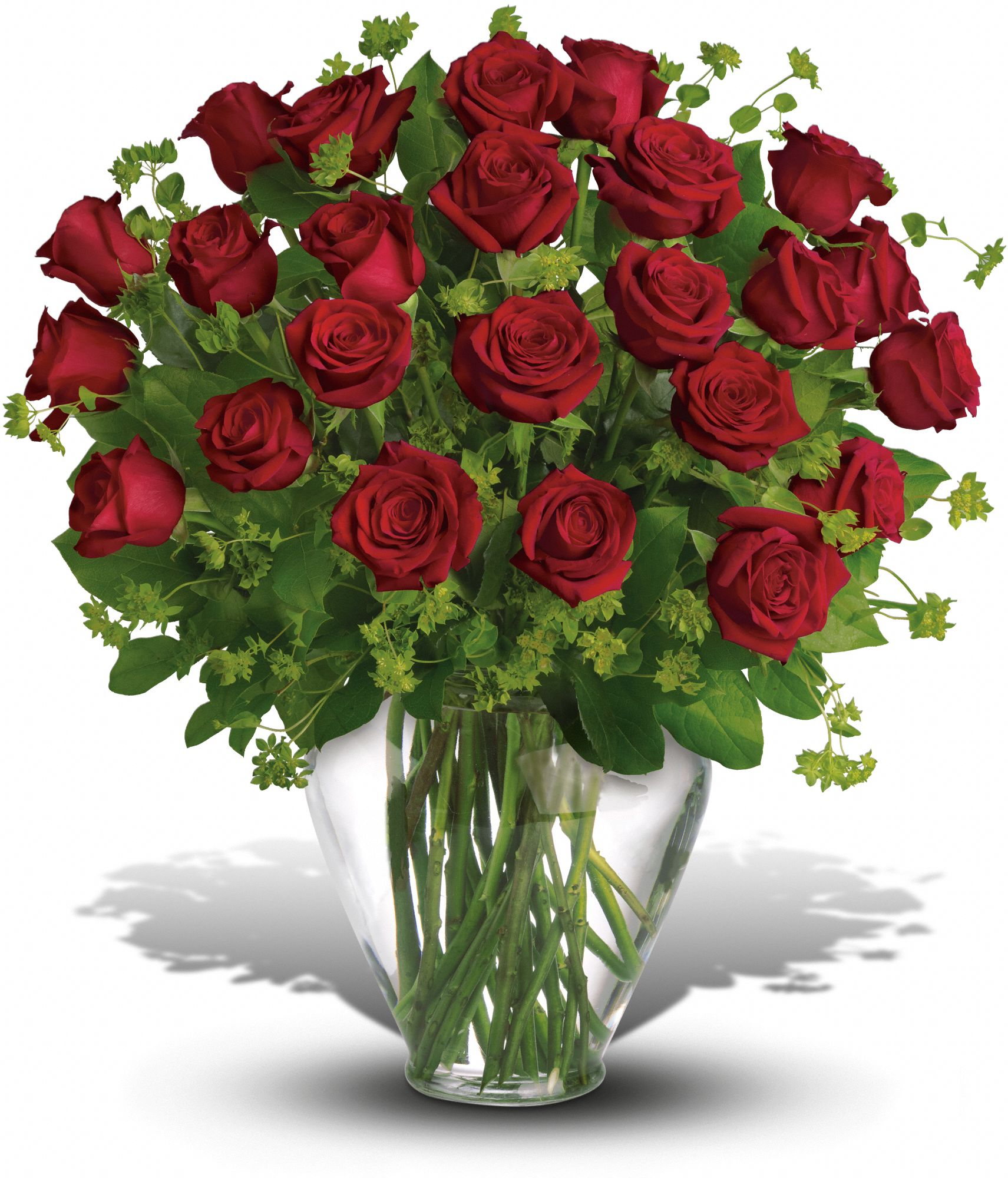 Thoughts of You Bouquet with Red Roses in Brooklyn NY ...