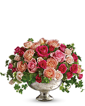Queen's Court by Teleflora Flower Arrangement