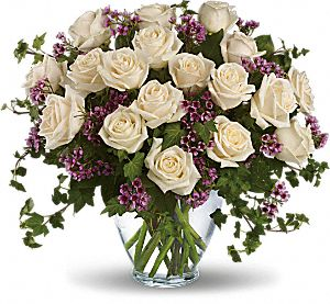 What do white roses represent teleflora blog victorian romance white roses bouquet mightylinksfo