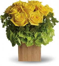 Teleflora's Box of Sunshine Bouquet