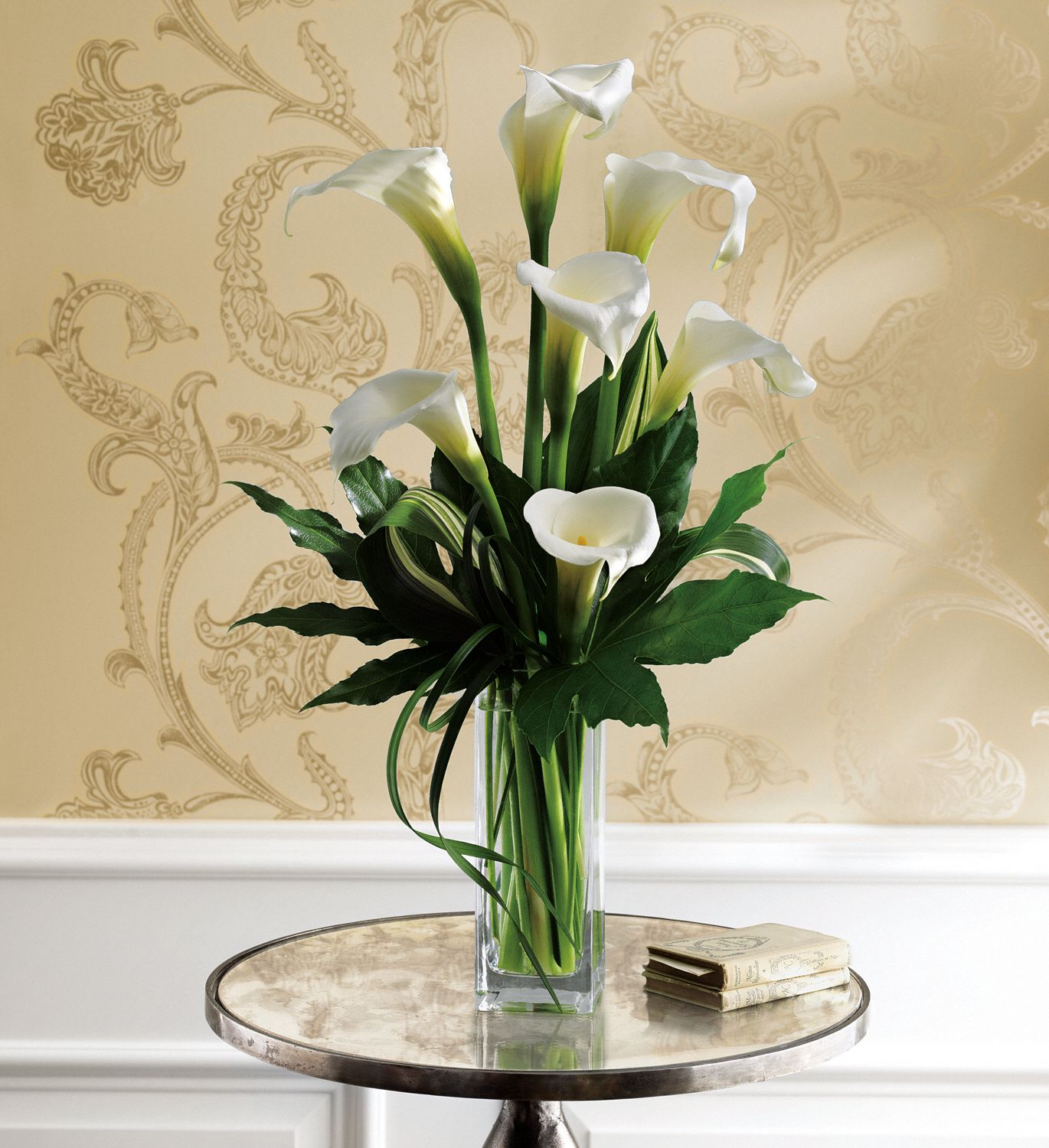 what do calla lilies represent?  teleflora blog, Natural flower