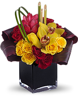 Teleflora's Island Dreams Bouquet