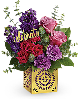 Teleflora's Thrilled For You Bouquet Bouquet
