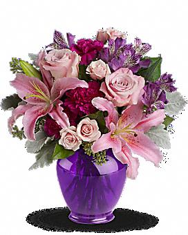 Teleflora's Elegant Beauty Bouquet