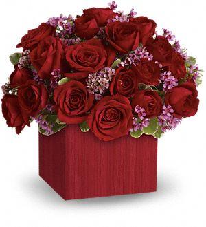 Steal My Heart Rose Bouquet