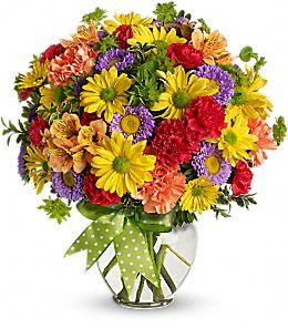 Make A Widh Bouquet
