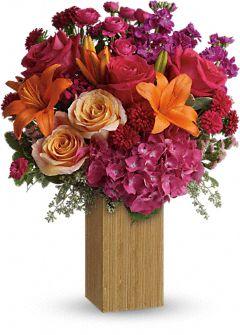 Fuchsia fantasy Bouquet