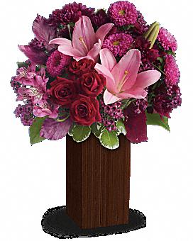 A Fine Romance by Teleflora Bouquet