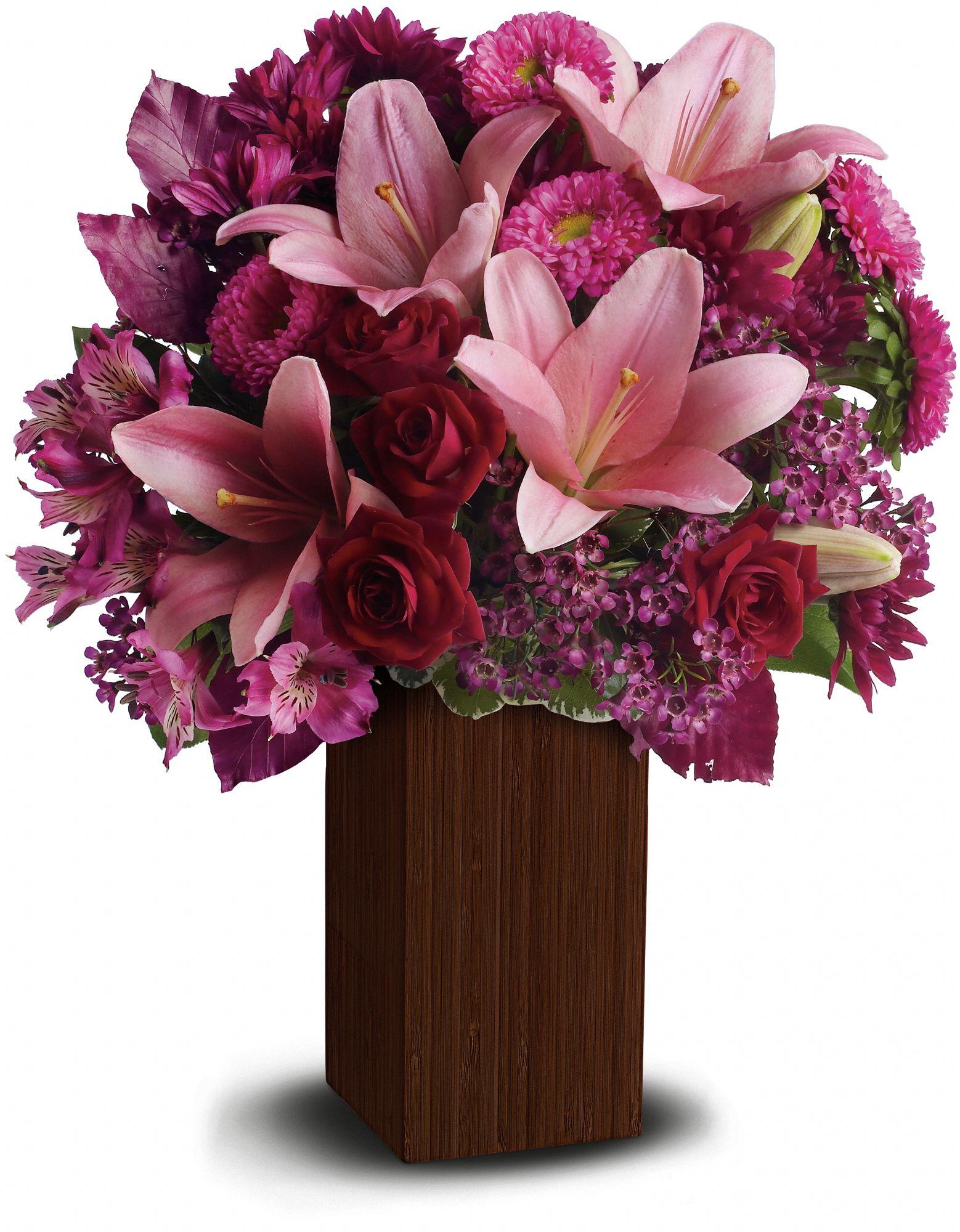 A Fine Romance Bouquet