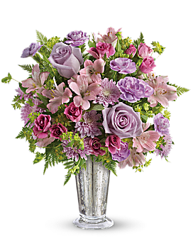 Teleflora's Sheer Delight Bouquet Bouquet