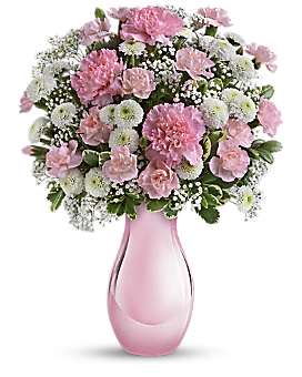 Teleflora's Radiant Reflections Bouquet Bouquet