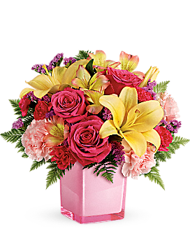 Teleflora's Pop Of Fun Bouquet Bouquet