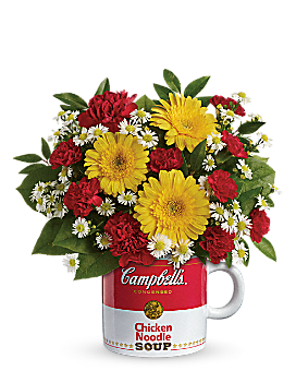 Campbell's® Healthy Wishes by Teleflora  Bouquet