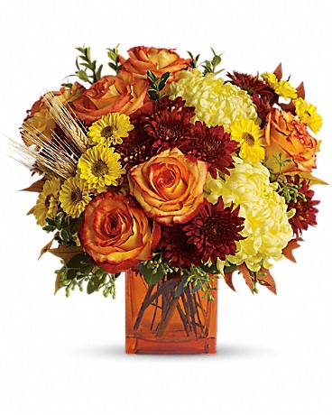 Teleflora's Autumn Expression Bouquet