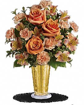 Teleflora's Southern Belle Bouquet Bouquet
